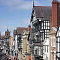 Chester City Centre by Andrew  Michael