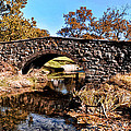 Chester County Bow Bridge by Bill Cannon