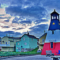 Cheticamp In Cape Breton Nova Scotia by Joe  Ng