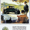 Chevrolet Ad, 1927 by Granger