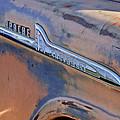 Chevrolet Apache 31 Pickup Truck Emblem by Jill Reger