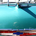 Chevrolet Bel-air . Blue . 7d12851 by Wingsdomain Art and Photography