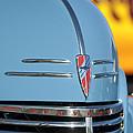 Chevrolet Hood Emblem 2 by Jill Reger