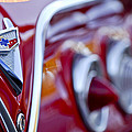 Chevrolet Impala Emblem by Jill Reger