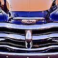 Chevrolet Pickup Truck Grille Emblem by Jill Reger