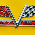 Chevy 427 Turbo-jet by Alan Hutchins