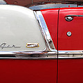 Chevy Belair Classic Trim by Mike McGlothlen