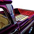 Chevy Custom Truckbed by Douglas Pittman