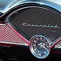 Chevy Dash Clock by Carolyn Stagger Cokley