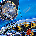 Chevy Headlight by Randy Harris