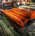 Chevy Impala by Yhun Suarez