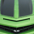 Chevy Ss Emblem by Thomas Woolworth