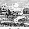 Chicago, 1833 by Granger