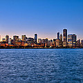 Chicago At Sunset by Mark Whitt