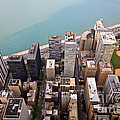 Chicago From Above 2 by Madeline Ellis