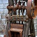 Chicago Iron Works by Karon Melillo DeVega