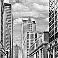 Chicago Lasalle Street by Christine Till
