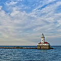 Chicago Lighthouse by Scott Wood