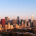 Chicago Panoramic  by Jeff Lewis