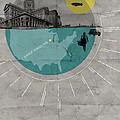 Chicago Poster by Naxart Studio