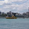 Chicago Skyline by Monnie Ryan