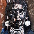 Chief Joseph by Christine Chzasz