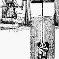 Child Labor, 1842 by Granger