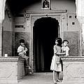 Childhood In Jaipur  by Shaun Higson
