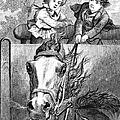 Children, 19th Century by Granger