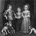 Children Of Charles I by Granger