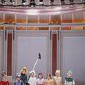 Children On Stage by Shaun Higson