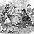 Childrens Fashion, 1868 by Granger