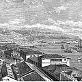 Chile: Valparaiso, 1865 by Granger