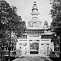 China: Cenotaph, C1900 by Granger