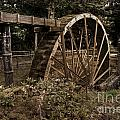 China Clay Waterwheel by Rob Hawkins