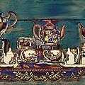 China Display by Bonnie Willis