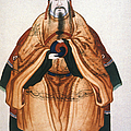 China: Emperor Fu Hsi by Granger