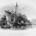 China: Golden Island, 1843 by Granger