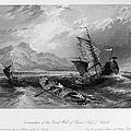 China: Gulf Of Bohai, 1843 by Granger