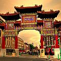 China Town Liverpool by Barry R Jones Jr