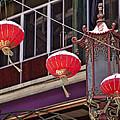 China Town San Francisco by Kelley King