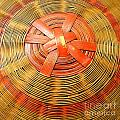 Chinese Basket Texture by Yali Shi