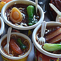 Chinese Food Miniatures 1 by Bill Owen