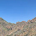 Chisos Mountain Campground View by Gregory Scott