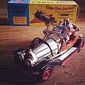 Chitty Chitty Bang Bang Corgi Toy by Katie Cupcakes