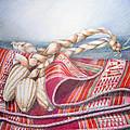 Choclos Envueltos En Aguayo by Sonia Tudela