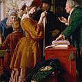 Choosing The Wedding Gown From Chapter 1 Of 'the Vicar Of Wakefield' by William Mulready