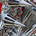 Chopper Engine-2 by Paul W Faust -  Impressions of Light
