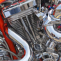 Chopper Engine by Paul W Faust -  Impressions of Light