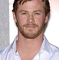 Chris Hemsworth At Arrivals For The by Everett